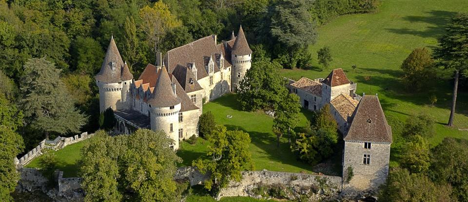 Lustre Chambre Fille But : Château de Bridoire (6 kms  8 mm)